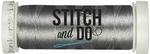 Stitch & Do 200 m Linnen SDCD36 Donker grijs