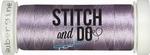 Stitch & Do 200 m Linnen SDCD38 Aubergine