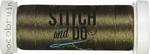 Stitch & Do 200 m Linnen SDCD33 Chocolade bruin