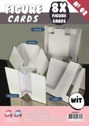 Figure Cards 2 FGCS002-01 Wit
