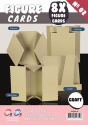 Figure Cards 2 FGCS002-45 Craft