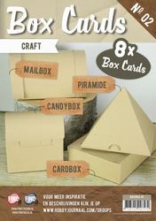 Box Cards 2 BXCS002-45 Craft