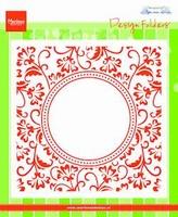 MD Design folder DF3425 Anja's Circle