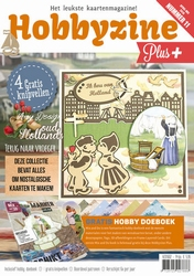 Hobbyzine Plus 11 + Mix and Do boek 4 Mannen