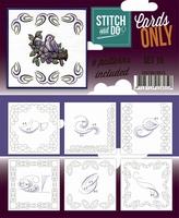 Stitch & Do Cards only COSTDO10015 set 15