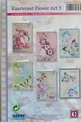 Creative Cards 85052 Reddy Flower Art 3