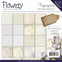 Precious Marieke's Paperpack 10010 Flowery