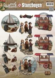 3D Stansvel Amy Design SB10095 Oud Hollands Typ Nederlands
