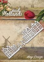 Amy Design Die Oud Hollands ADD10051 Gevelrand