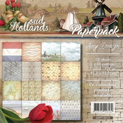 Amy Design Paperpack ADPP10010 Oud Hollands