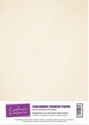 Crafters Companion Printable Parchment Paper