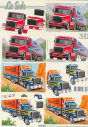 A4 Knipvel Le Suh 4169812 Vrachtwagens