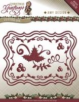 Amy Design Die Christmas Greetings ADD10066 Card Set