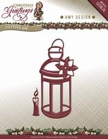 Amy Design Die Christmas Greetings ADD10070 Lantaarn
