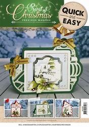 Precious Marieke Quick and Easy QAE10001 Spirit of Christmas
