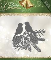 Precious Marieke's Die Spirit of Christmas PM10070 Vogels