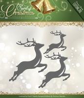 Precious Marieke's Die Spirit of Christmas PM10069 Rendieren