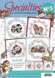 Hobbyboek Specialties 3 SPEC10003