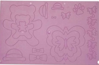 Crafters Companion Ultimate Pro Embossing Board - Teddy