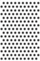 Crafts Too embossing folder CTFD3022 Small flowers