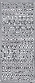 Stickervel Peel-off 1520 Bloemetjes