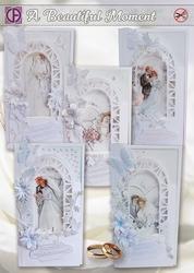 Creatiefart RE2530-0079 A Beautiful Moment / huwelijk