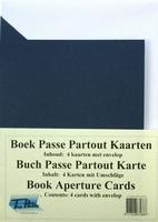 Kaarten Tophobby TP-004 Boek blauw