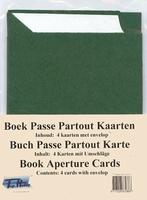 Kaarten Tophobby TP-004 Boek groen