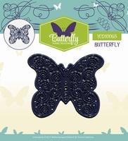 Yvonne's Die YCD10065 Butterfly