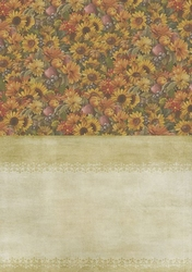 Amy Design BGS10008 Autumn Moments Sunflowers