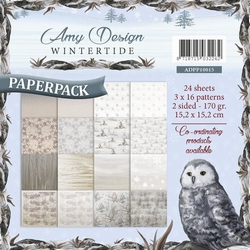 Amy Design Paperpack ADPP10015 Wintertide