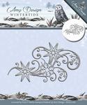 Amy Design Die Wintertide  ADD10082 Ice Crystal Swirl