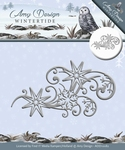 Amy Design Die Wintertide  ADD10082 Ice Crystal Swirl