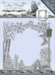 Amy Design Die Wintertide  ADD10078 Frame
