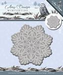 Amy Design Die Wintertide  ADD10081 Ice Crystal/ijskristal