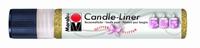 Marabu Candle Liner 180509 584 Goud Glitter