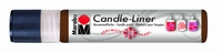 Marabu Candle Liner 180509 040 Middenbruin