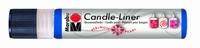 Marabu Candle Liner 180509 052 Middenblauw