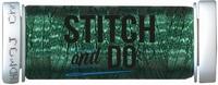 Borduurgaren Stitch & Do/Hobbydots SDHDM0J Christmas Green