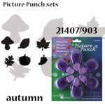 Picture punch kit 903 Herfst