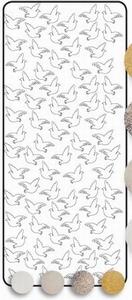 Sticker Dieren Peel-off 0074 Duifjes