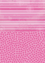 A4 Vel Nellie's Background Neva010 Pink flowers