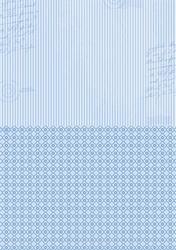 A4 Vel Nellie's Background Neva014 Blue stripes