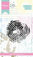 MD Clear stamps MM1606 Texture Circles