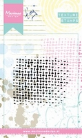 MD Clear stamps MM1603 Texture Netting