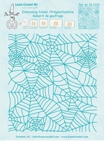 Leane Creatief Embossing folder 351352 Spider web