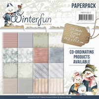 Precious Marieke's Paperpack 10012 Winterfun