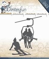 Precious Marieke's Die Winterfun PM10081 Sports skieen
