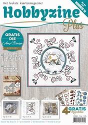 Hobbyzine Plus 14 + Amy Design Die ADD10085 paddestoelen
