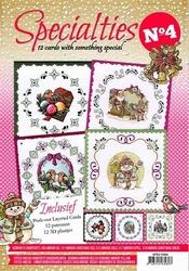 Hobbyboek Specialties 4 SPEC10004